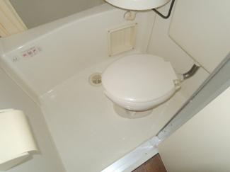 【トイレ】ミタカホーム7番
