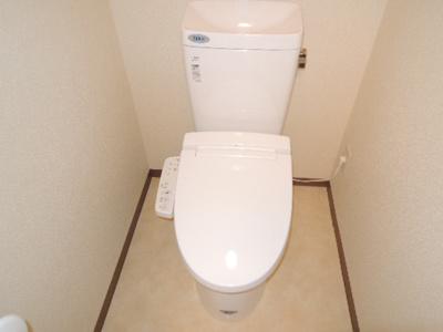 【トイレ】デリシャスコーポ