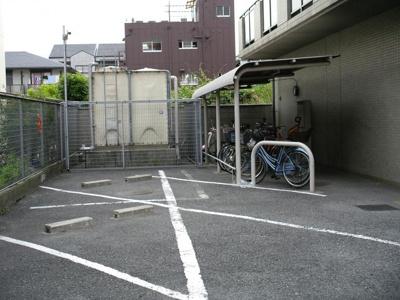 【駐車場】グランドハイツタカノⅡ