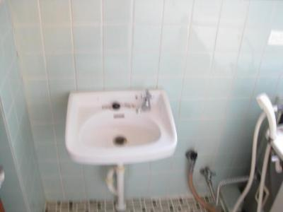 【独立洗面台】コーポ平野上町