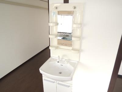 【独立洗面台】大長ハウス