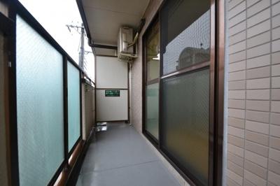 【バルコニー】マイコート六甲2