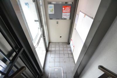 【ロビー】マイコート六甲2