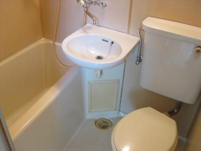 【浴室】NSハイツ宮町