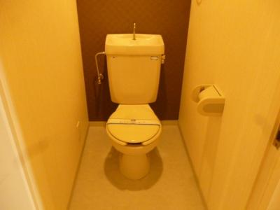 【トイレ】エクレールミシマ