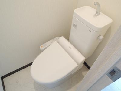 【トイレ】ラハイール喜連