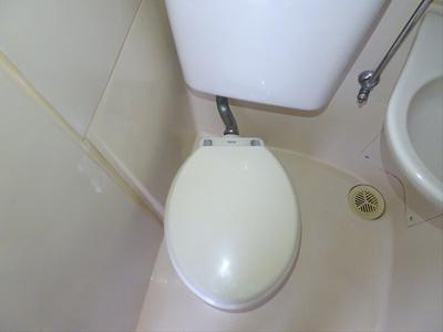 【トイレ】ミドリヤサニーマンション