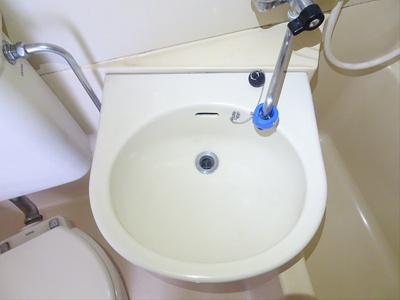 【洗面所】ミドリヤサニーマンション
