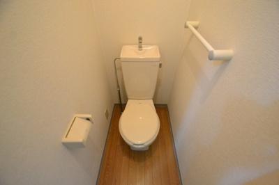 【トイレ】グレースハイツ六甲