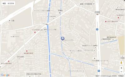 【地図】マーキュリーⅢ