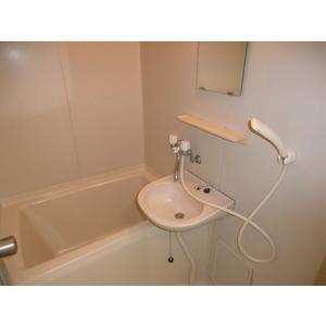 【浴室】ヒルフォート安倍館