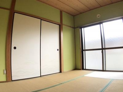 【和室】レジデントヒラノ (株)Roots