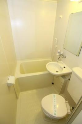 【浴室】シュロス日吉