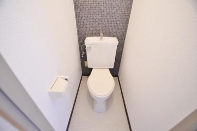 【トイレ】サンハイツ旭ヶ丘