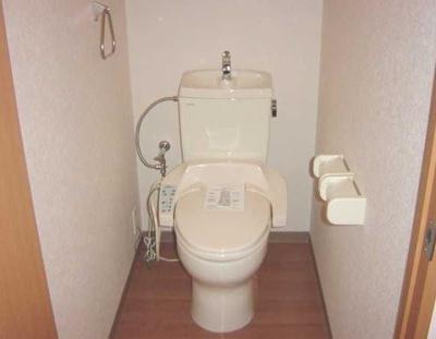 【トイレ】グランディールⅡ