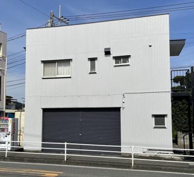 【外観】及川キクヤハイツ