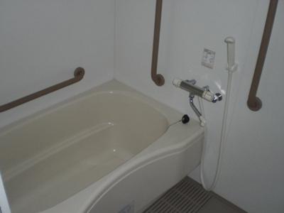 【浴室】ミウチハイツ