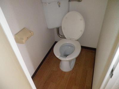 【トイレ】ミウチハイツ
