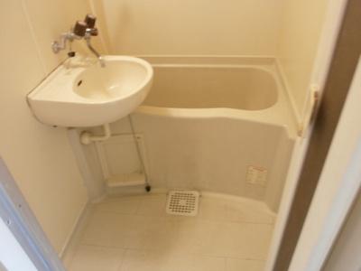 【浴室】マリス平野