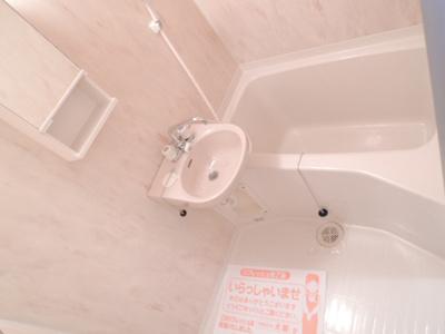 【浴室】サニーコート加美西Ⅰ