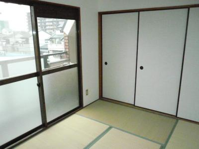 【寝室】シャルマン加美東