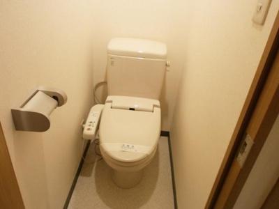 【トイレ】KWプレイス平野