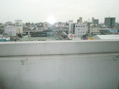 【バルコニー】KW Place 平野