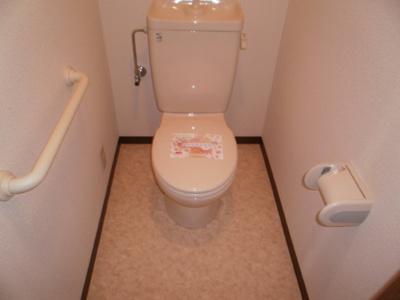 【トイレ】サニーコート喜連