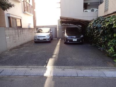 【駐車場】桂城ビル