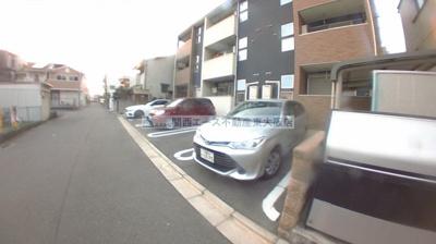 【駐車場】Cier tour M.K菱屋東