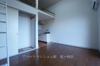 【洋室】バート・デ・ロジメント