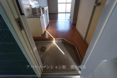 【玄関】バート・デ・ロジメント