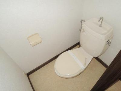【トイレ】カサデフローラ