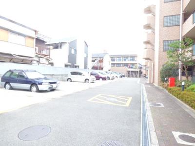 【駐車場】阪急グランパセオ茨木