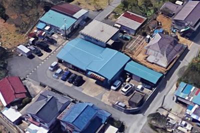 【外観】貝塚IC車4分事務所付貸倉庫