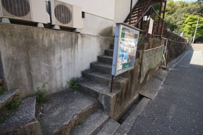 【エントランス】土居アパート