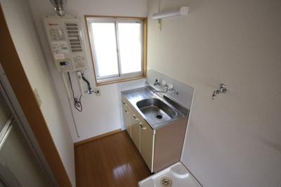 【キッチン】土居アパート