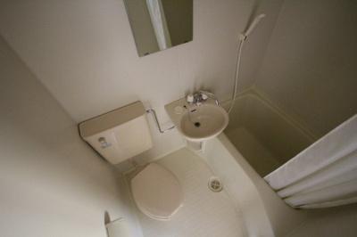 【浴室】土居アパート