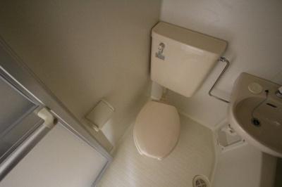 【トイレ】土居アパート