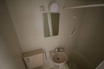 【洗面所】土居アパート