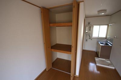 【収納】土居アパート