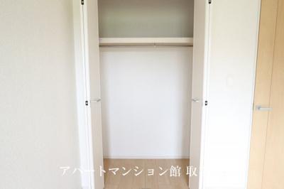 【寝室】プリムヴェールⅠ