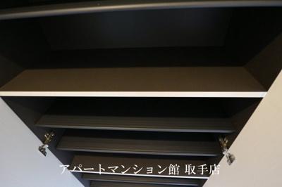 【玄関】プリムヴェールⅠ