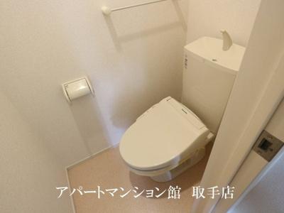 【トイレ】プリムヴェールⅡ