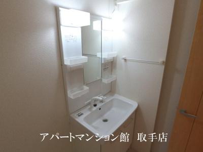 【独立洗面台】プリムヴェールⅡ