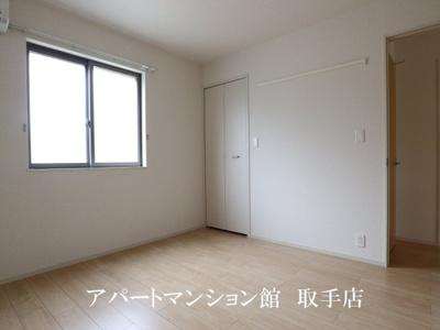 【寝室】プリムヴェールⅡ