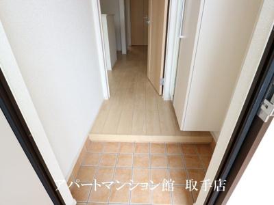 【玄関】プリムヴェールⅡ