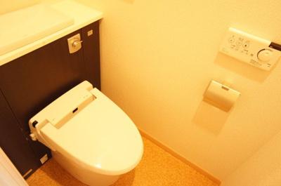 【トイレ】ニコル
