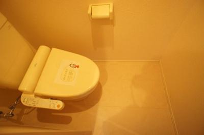 【トイレ】クレストヴィラⅠ