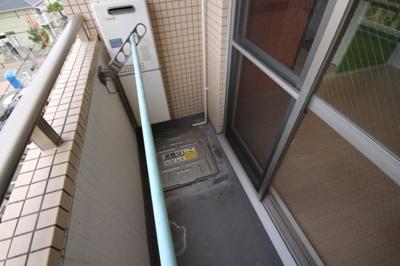 【バルコニー】アクシスコート六甲道